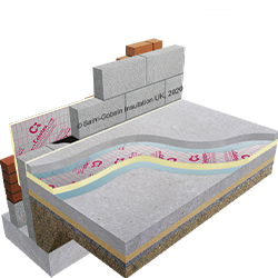Thermal Insulation For Concrete Slab Floors
